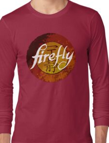 The One Season Only 'FIREFLY' Long Sleeve T-Shirt