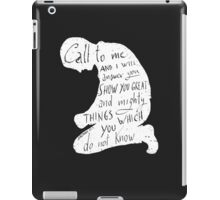 Christian Quote iPad Case/Skin