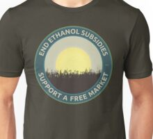 End Ethanol Subsidies Unisex T-Shirt