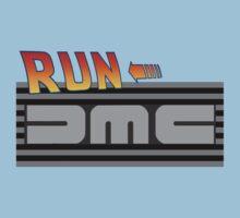 Run DMC (to the Future!) One Piece - Short Sleeve