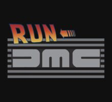 Run DMC (to the Future!) by MrRed