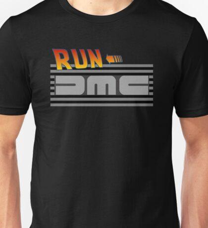 Run DMC (to the Future!) Unisex T-Shirt