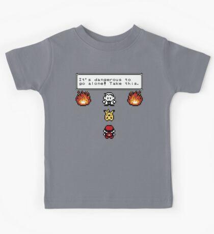 Take Pikachu! Kids Tee