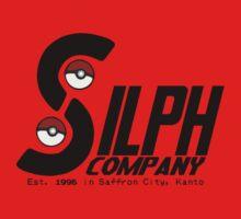 The Silph Pokemon Company One Piece - Short Sleeve
