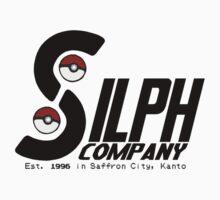 The Silph Pokemon Company Kids Tee
