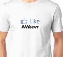 Like Nikon Unisex T-Shirt