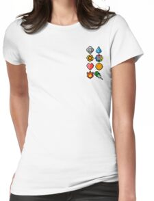 Pokemon Master Womens Fitted T-Shirt