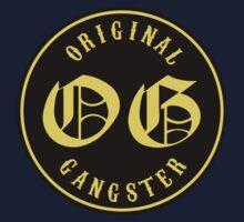 O.G. Original Gangster Kids Tee