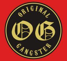 O.G. Original Gangster One Piece - Long Sleeve