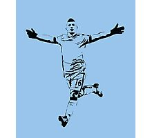 aguero Photographic Print