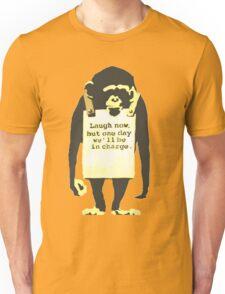 *Laugh Now* Unisex T-Shirt
