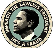 Obama Is A Fraud by morningdance