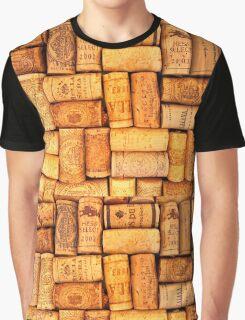 Wine Cork's Graphic T-Shirt
