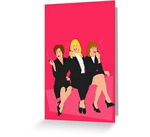 First Wives Greeting Card