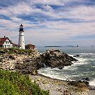 Portland Head Lighthouse by njordphoto