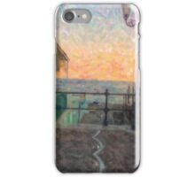 Una romantica storia di amore iPhone Case/Skin
