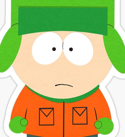 South Park- Kyle Broflovski Sticker