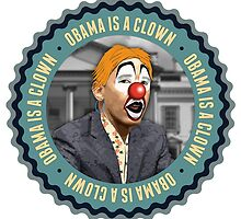 Obama Is A Clown by morningdance