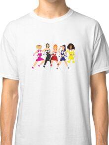 Girl-Power Rangers Classic T-Shirt