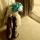 *Her Wedding Boots* by DeeZ (D L Honeycutt)