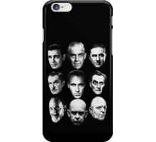 Masters of Horror iPhone Case/Skin