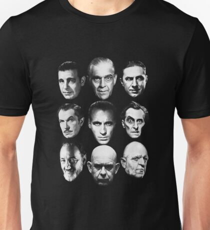Masters of Horror Unisex T-Shirt