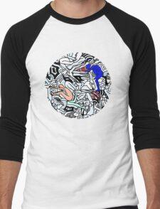 Retro Bodies Men's Baseball ¾ T-Shirt
