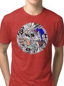 Retro Bodies Tri-blend T-Shirt
