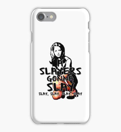 A Slayers' Gonna Slay iPhone Case/Skin