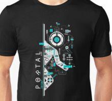Portal Art Unisex T-Shirt