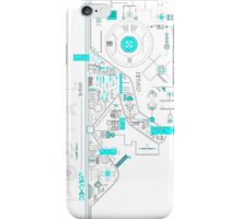 Portal Art of Teleport iPhone Case/Skin