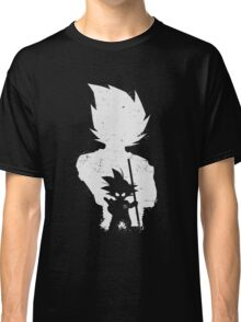 Son Goku old and young Classic T-Shirt