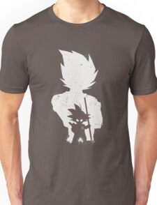 Son Goku old and young Unisex T-Shirt