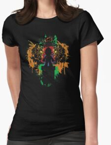 Pipe Dreams Womens Fitted T-Shirt