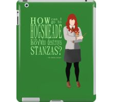 Lily Evans, Head Girl iPad Case/Skin