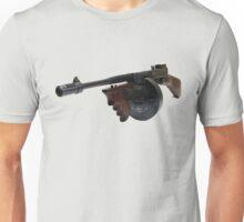 The Thompson Submachine Gun Unisex T-Shirt