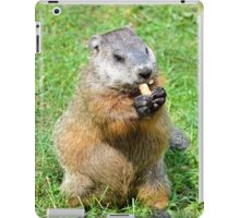 Ground hog iPad Case/Skin