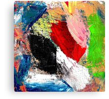 Abstracto multiple Canvas Print