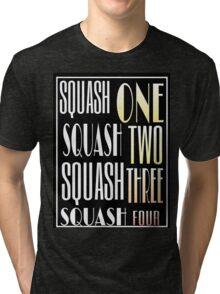 Squash One Murder Song Tri-blend T-Shirt