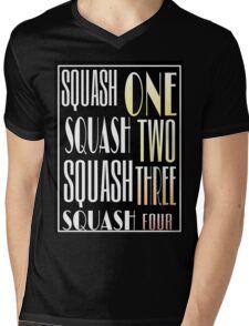 Squash One Murder Song Mens V-Neck T-Shirt