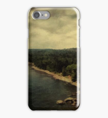 Twilight Lake iPhone Case/Skin