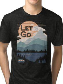 Let's Go Tri-blend T-Shirt