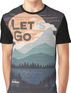 Let's Go Graphic T-Shirt