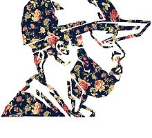 J Dilla Shirt Design  by Jake Tenerelli
