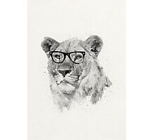 Wild Hipster  Photographic Print