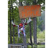 Swamp people... Photographic Print