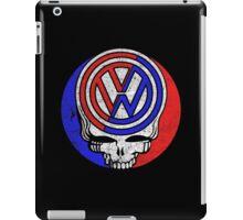 VW Skull iPad Case/Skin