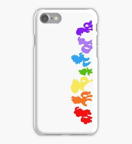 My Little Pony: Friendship is Rainbows iPhone Case/Skin