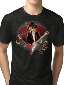 Tom Petty Portrait Tri-blend T-Shirt