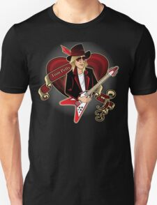 Tom Petty Portrait Unisex T-Shirt